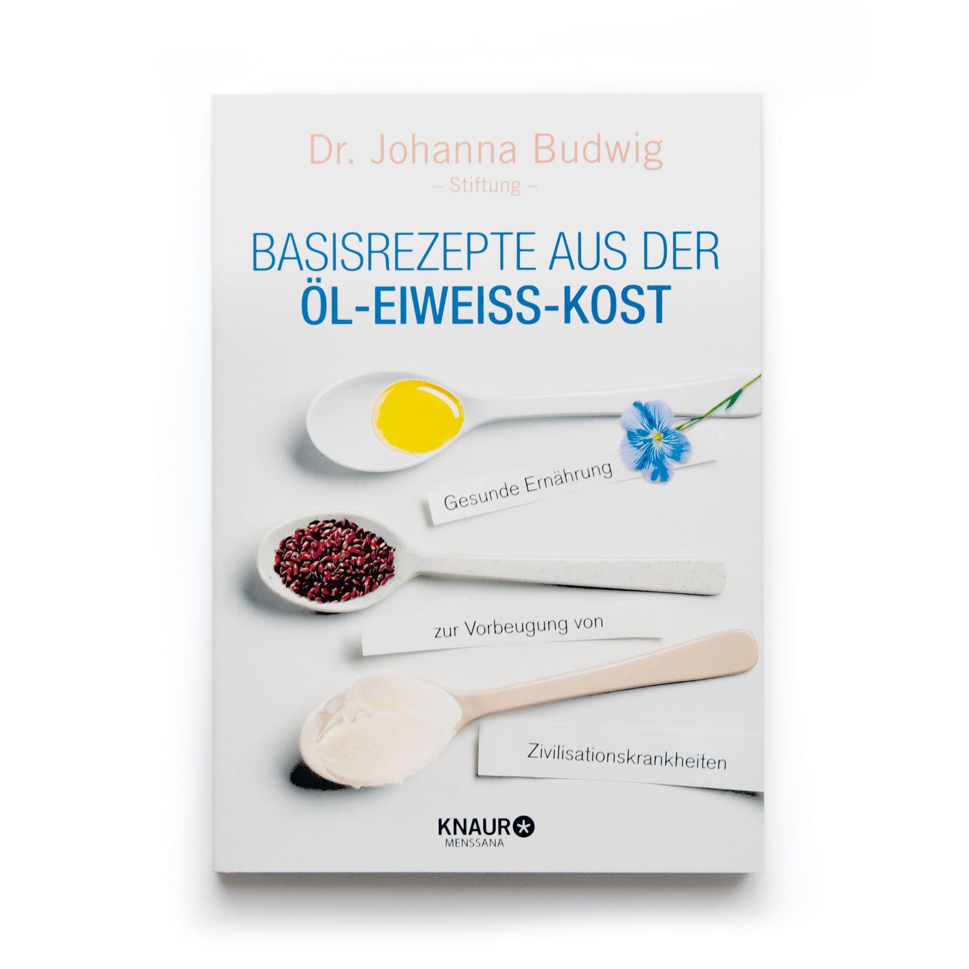 Dr. Budwig Basisrezepte Öl-Eiweiß-Kost