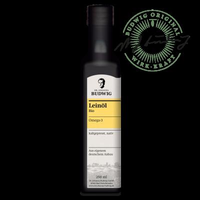 Leinöl (250 ml)