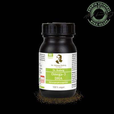 Omega-3 DHA Kapseln