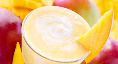 Mango-Kurkuma-Ingwer-Smoothie