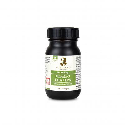 Omega-3 DHA+EPA Kapseln
