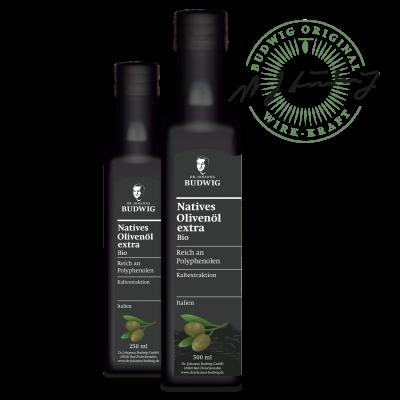 Natives Olivenöl extra (500 ml)