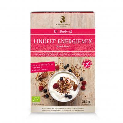 Linufit® Energiemix Dattel-Hanf