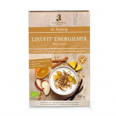 Linufit® Energiemix Zimt-Vanille