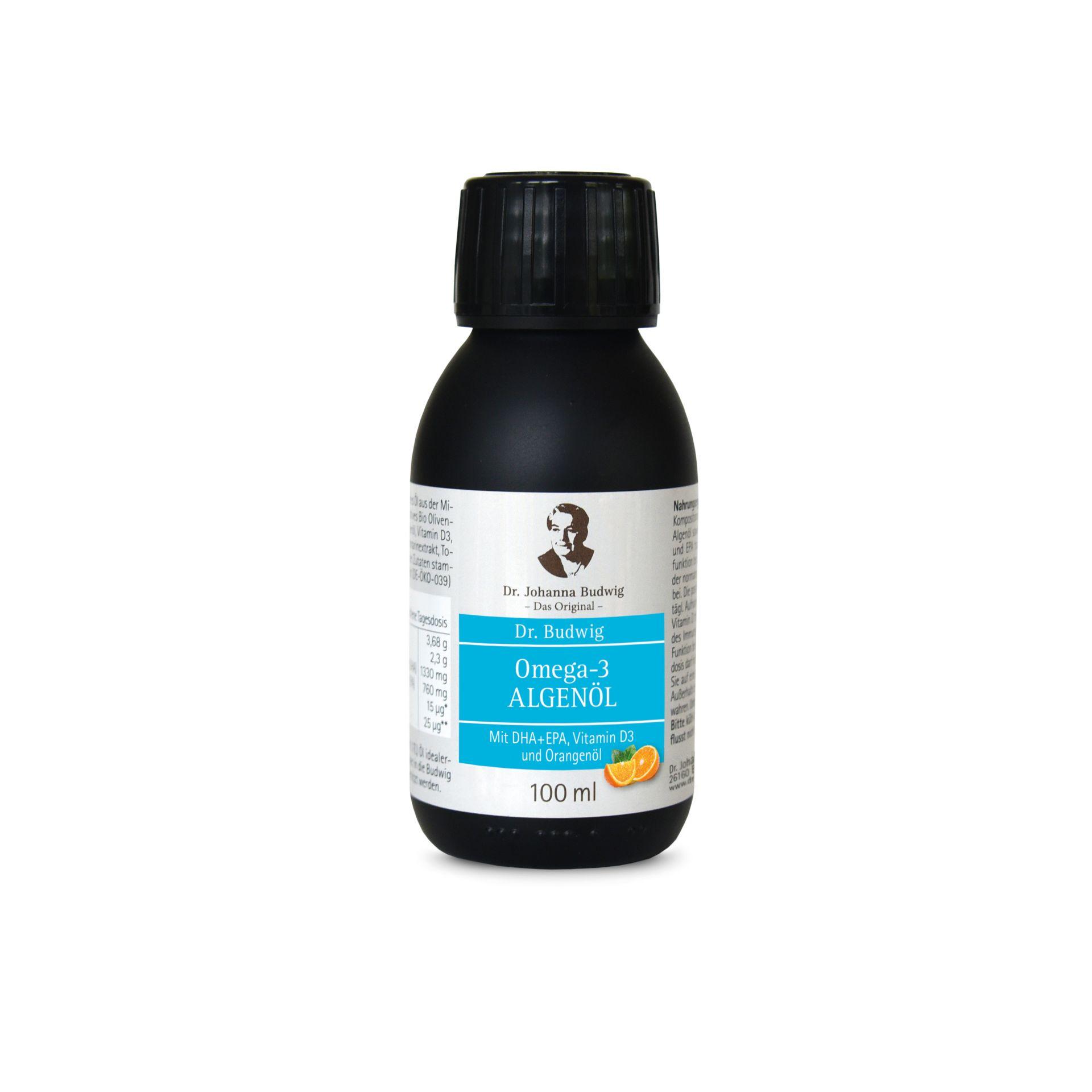 Dr. Budwig Omega-3 Algenöl