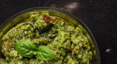 Brokkoli-Pesto